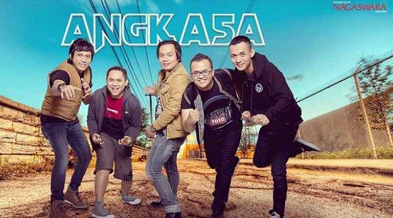 Rahasia Terbesar Angkasa Band dengan 10 Video Klip