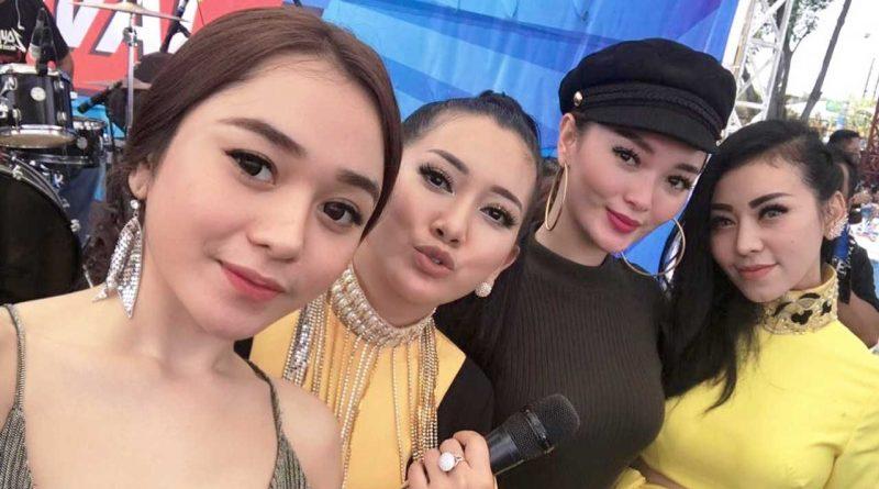Anggi Wardani Tak Menyangka Duet Bareng Zaskia Gotik