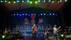 Band Wali Galang Dana di Aceh untuk Palu dan Donggala