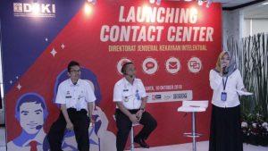 DJKI Buka Contact Center untuk Layani Masayarakat