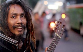 Mr. Ho Konser Jalanan untuk Palu-Donggala