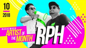 RPH (Republik Pengvasa Hati) Artist of The Month