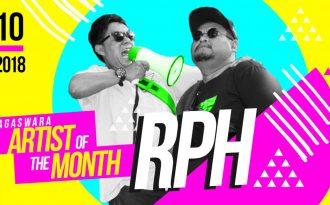 RPH (Republik Pengvasa Hati) Artist of The Month