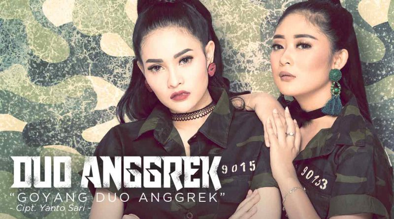 Single Terbaru Duo Anggrek Berjudul Goyang Duo Anggrek