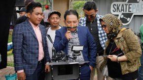 """Kesibukan Personil Wali Jadi Sutradara Video Klip """"Matanyo"""""""