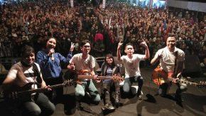 Tampil di Tegal, Caramel Band Masih di Hati