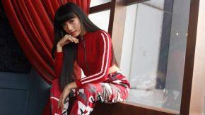 Dilza Senang Jadi Model Klip GTI dari Korea