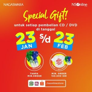 NSONLINE – SPECIAL GIFT
