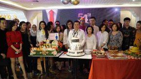 CEO NAGASWARA Rahayu Kertawiguna Rayakan HUT ke-54