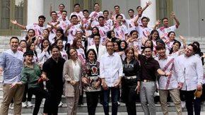 Zaskia Gotik Panggil Abang kepada Presiden Jokowi