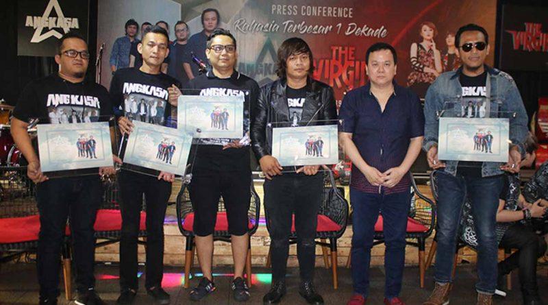 Angkasa Band, Langsung 10 Video Klip