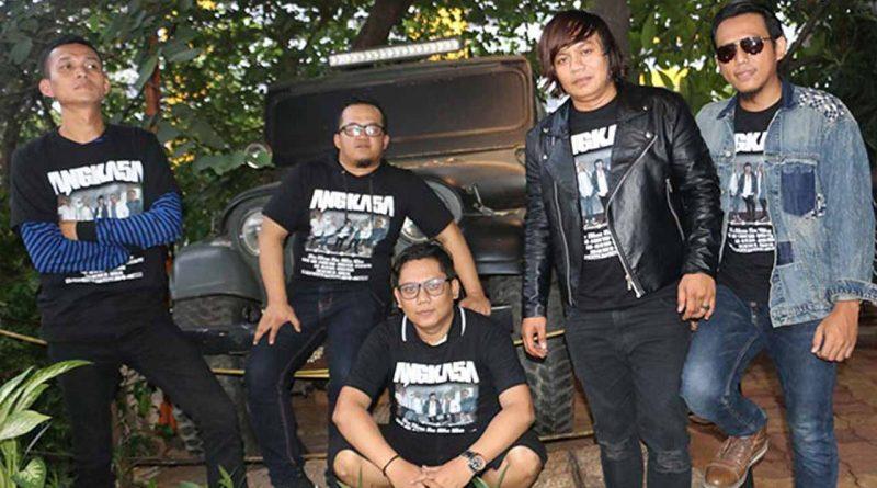 Angkasa Band Tetap Semangat Berkarya