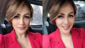 Connie Nurlita Potong Pendek Rambutnya