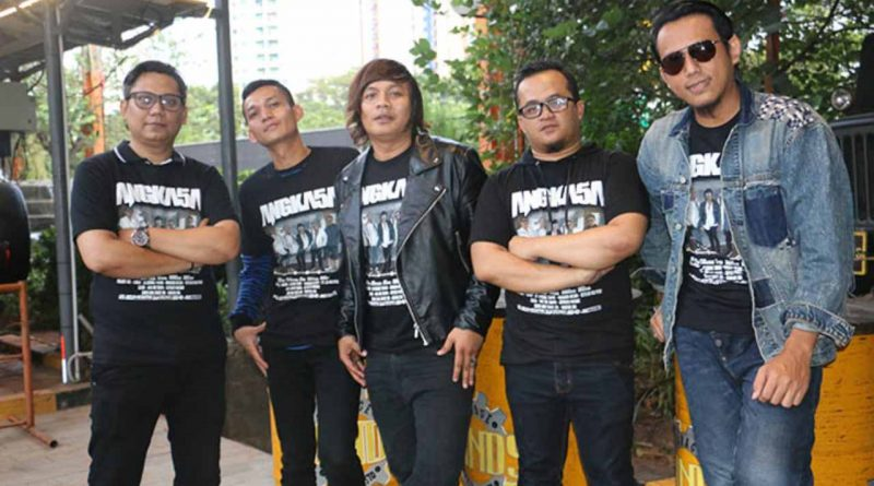 Angkasa Band Tampil di 3 Event