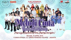 "Melodi Cinta Ramadhan 2019 ""Menuju Berkah Hari Kemenangan"""