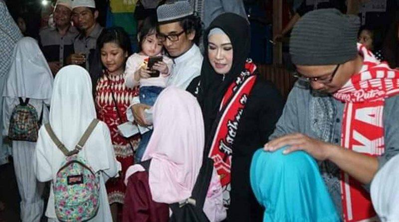 Dadang Nekad Bukber Bareng Kalteng Mania & Anak Yatim