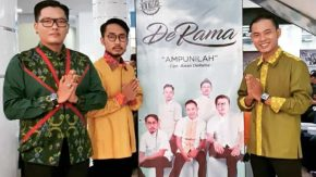 "DeRama Harap Single ""Ampunilah"" Jadi Soundtrack Film"