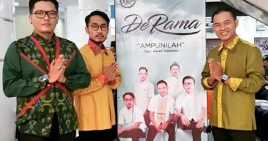 DeRama Harap Single Ampunilah Jadi Soundtrack Film