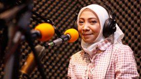 Gemala Lebih Bercahaya dengan Hijab