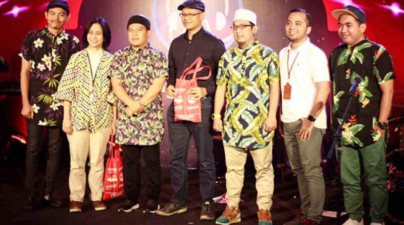 WALI Band Legend di Langit Musik Telkom