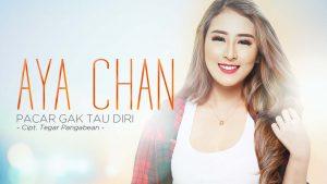 Single Terbaru Aya Chan Berjudul Pacar Gak Tau Diri