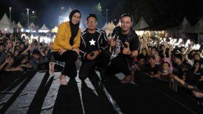 Andrigo Meriahkan Tenggarong Fair 2019