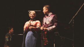 Gemala Konser Putih Cinta Bersama Paradigm Project