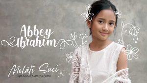 Abbey Ibrahim Rilis Ulang Melati Suci Karya Guruh Sukarno Putra