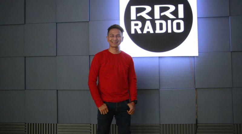 Delon Visit Radio RRI Pro2