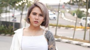 Penampilan Evelyn Nada Anjani di Kancah International