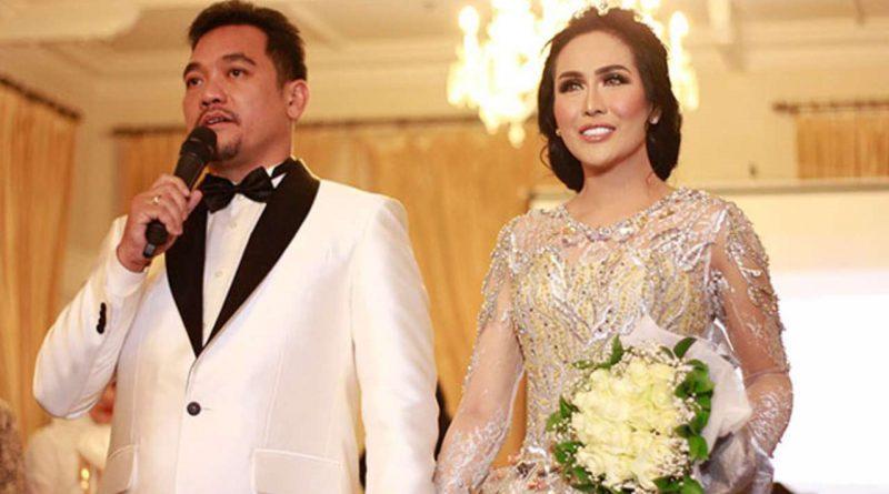Pernikahan Ratu Meta Dihadiri CEO NAGASWARA