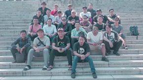 Wali Band Kunjungi Masjid di Korea Selatan