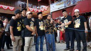 Wali Band Ajak Wakil Walikota Tangsel Qurban Bareng