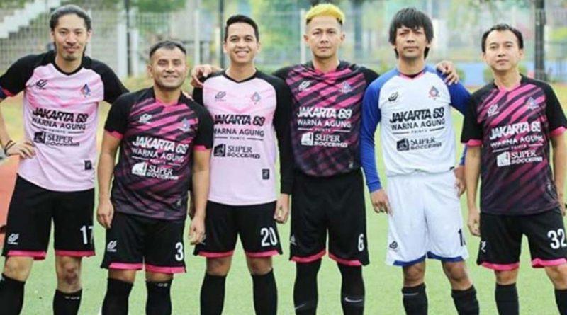 Delon Malam ini Supporter Squad Garuda Harus Yel-yel Kemenangan Lawan Thailand