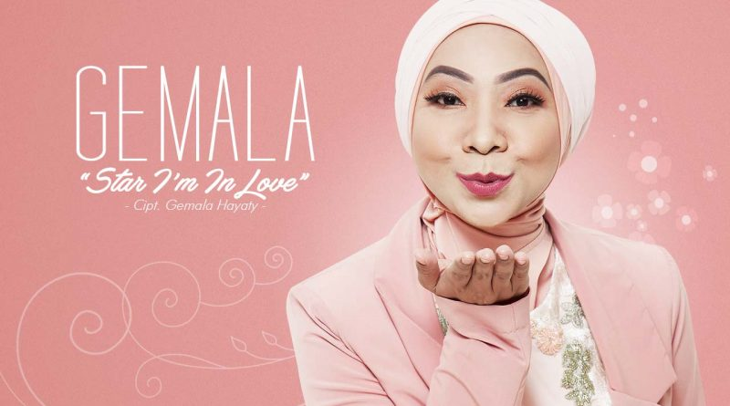 Star I'm in Love, Single Terbaru Gemala
