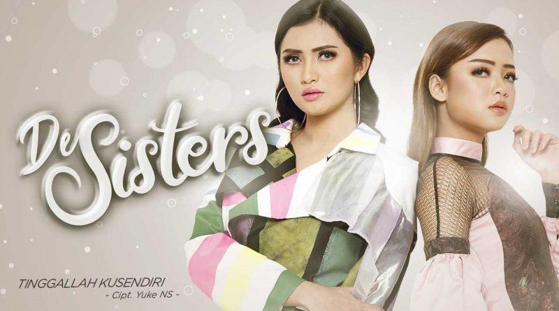 Tinggallah Kusendiri, Single Perdana De Sisters