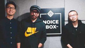 SYD feat. Sammy Simorangkir diposisi 4 Chart GANAS GEN FM