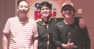 TDC Kupanggil Namamu di RDI 97.1 FM