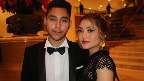 Ucapan Syukur Siti Badriah di Hari Ultahnya