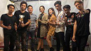 Empat Hari Bersama Aida Saskia, Ini Pengalaman Datuk Band!