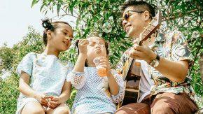 Isu Kurangnya Perhatian Lagu Anak, Baim TDC Turun Tangan