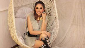 Syuting Klip Single SKSD, Aida Saskia Berharap Lagunya Laku Keras