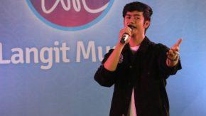Tampil di Let's Talk Music, Denias Ditantang Nyanyi Lagu Sunda