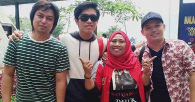 Datuk Band Meet & Greet, Para Penggemar Hafal Semua Lirik Lagu