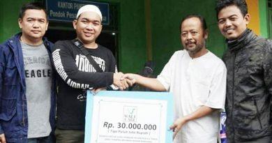Wali Masih Kerja Keras Salurkan Bantuan kepada Korban Banjir di Lebak-Banten