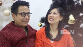 Delon tolak job Natal demi honeymoon dengan Aida #BukaNRahasia