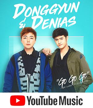 GO GO GO, Single Terbaru Donggyun & Denias
