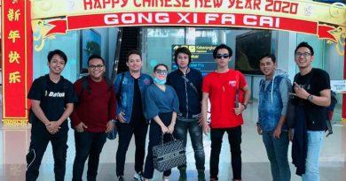 Datuk Band Sukses Menggetarkan Kota Singkawang