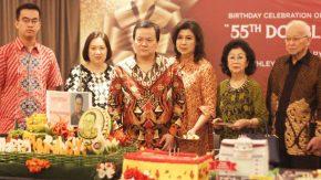 Ulang Tahun ke-55, CEO NAGASWARA Perkenalkan ROKET'S LABEL
