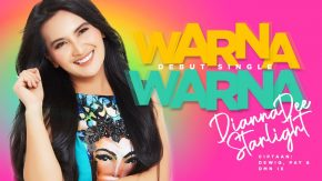 Warna Warna, Single Perdana Dianna Dee Starlight